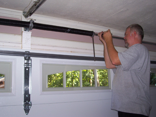 Garage Door Repair Lawrenceville